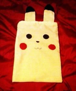 pikachu ipad kindle case